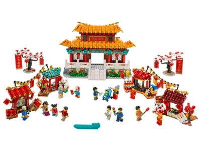 LEGO La fête du Nouvel An chinois (80105)