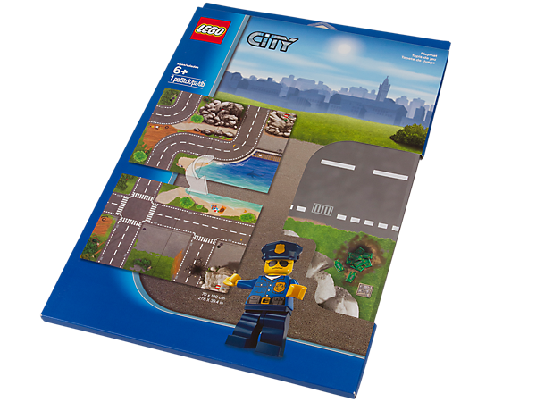 Lego City Playmat 850929 Brickwatch Belgium Lego Pricewatch