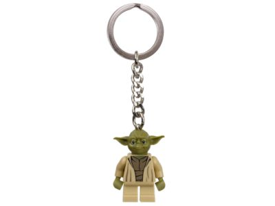 LEGO Porte-clés Yoda™ LEGO® Star Wars™ (853449)
