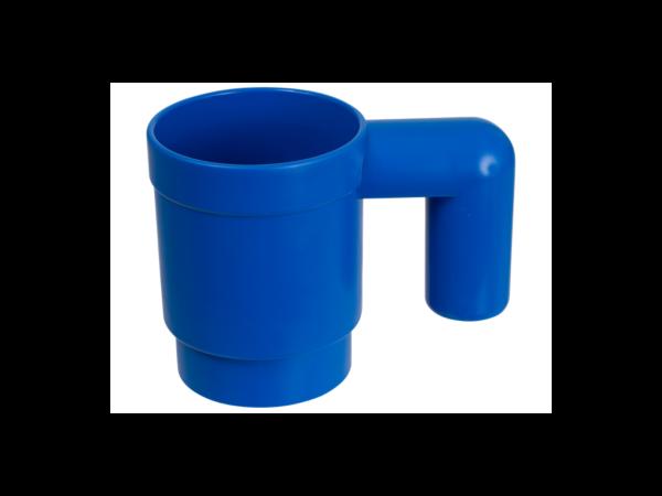 Lego Upscaled Mug Blue 853465 Brickwatch Belgium Lego