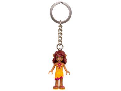 LEGO® Elves Azari the Fire Elf Keychain (853560)