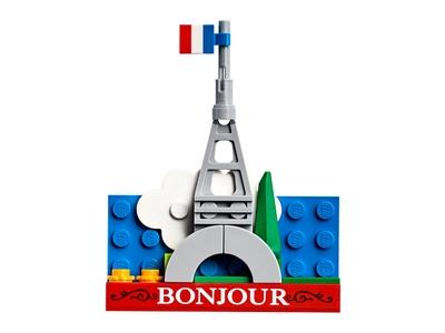 Lego L Aimant Modele Tour Eiffel 854011 Maintenant 9 99 A Lego Com Be 0 Inferieur Le Lego Prix Conseille Brickwatch Belgique Lego Pricewatch