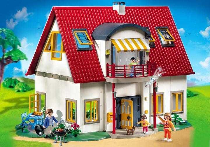 PLAYMOBIL Neues Wohnhaus (4279)