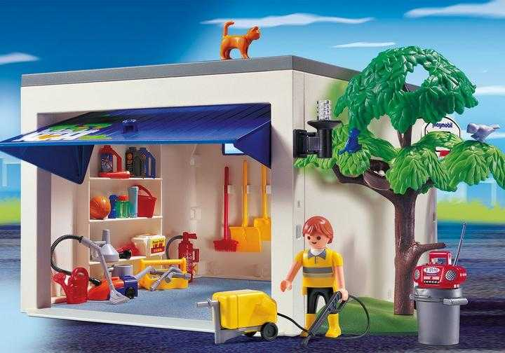 PLAYMOBIL Garage (4318)