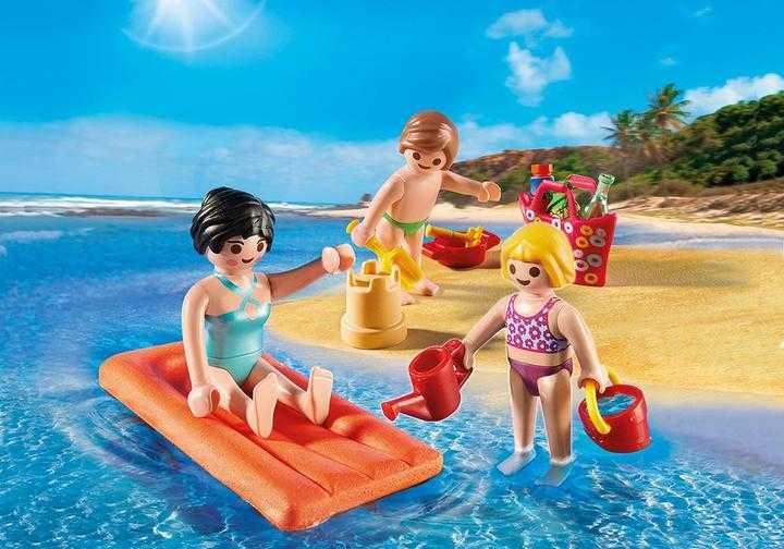 PLAYMOBIL Fun at the Beach (4941)