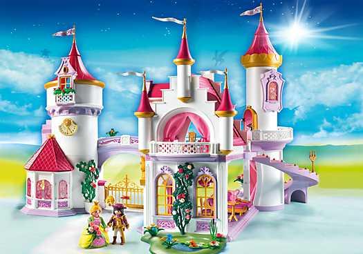 PLAYMOBIL PLAYMOBIL Princess Fantasy Castle (5142)