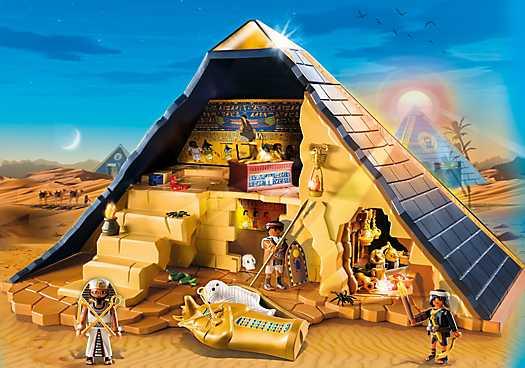 PLAYMOBIL Pyramide van de farao (5386)