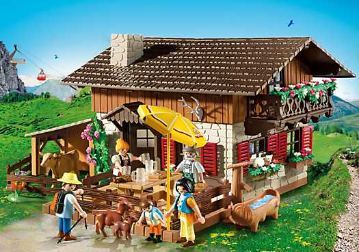 PLAYMOBIL Berghut (5422)