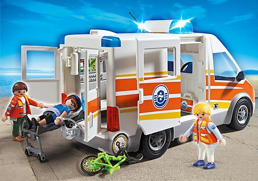 Ambulance Playmobil Carrefour 57 Remise Www Muminlerotomotiv Com Tr