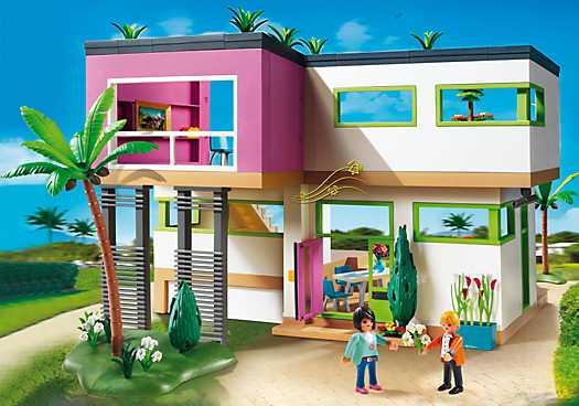 Moderne Luxevilla 5574 Nu 79 99 Bij Playmobil Online Be 20