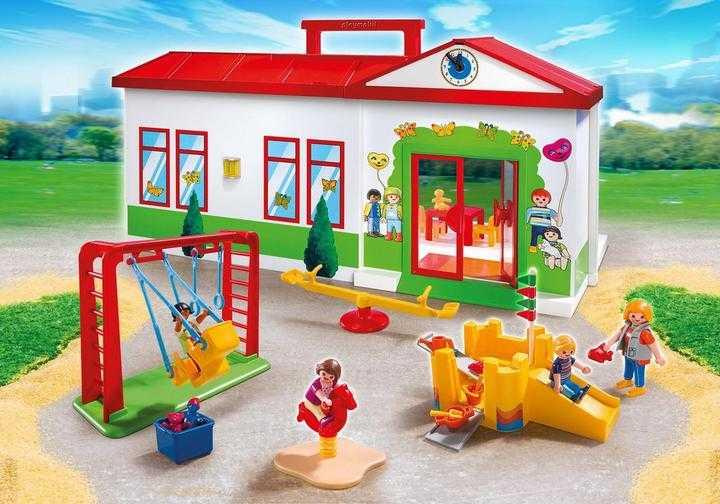 PLAYMOBIL Kindergarten (5606)