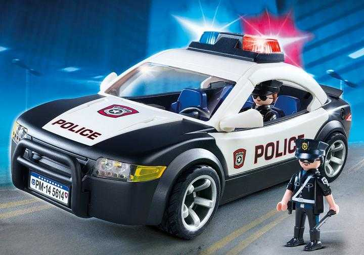 PLAYMOBIL Police Car (5673)