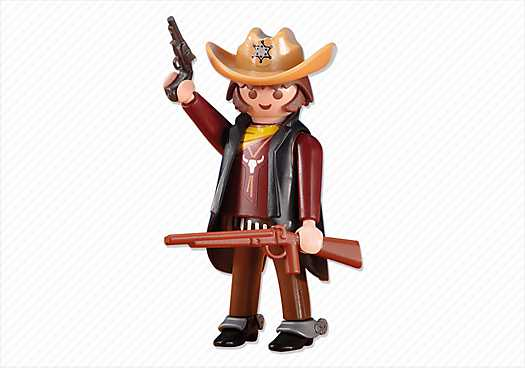 PLAYMOBIL Sheriff (6277)