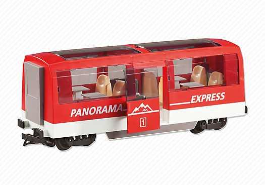 PLAYMOBIL Personenwaggon (6342)