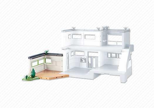 PLAYMOBIL Uitbreiding voor de moderne luxevilla (6389)