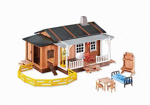 PLAYMOBIL Big Western-Farm (6410)
