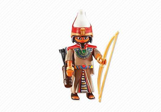 PLAYMOBIL Aanvoerder van Egyptische soldaten (6489)