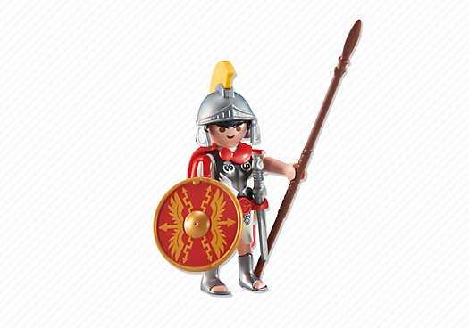 PLAYMOBIL Römischer Tribun (6491)