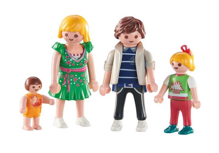 PLAYMOBIL Familie Hauser (6530)