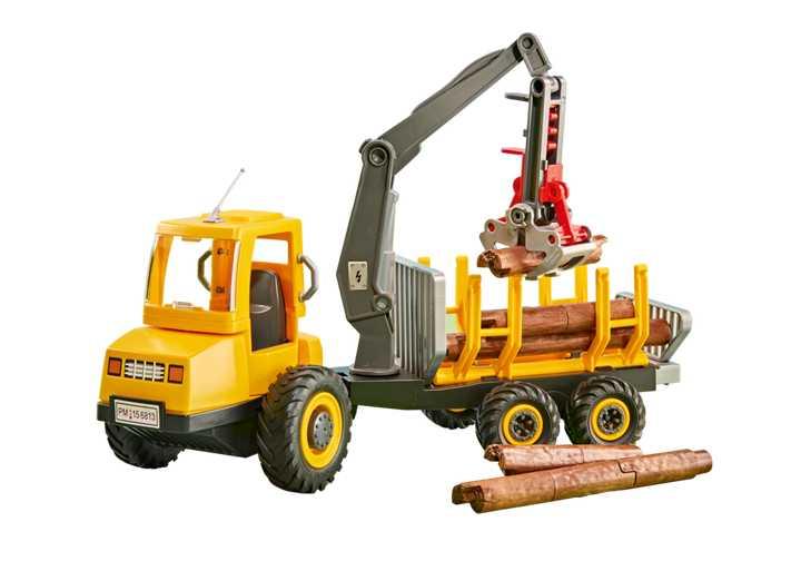 PLAYMOBIL Holztransporter (6538)