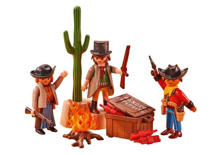 PLAYMOBIL Western bandieten (6546)