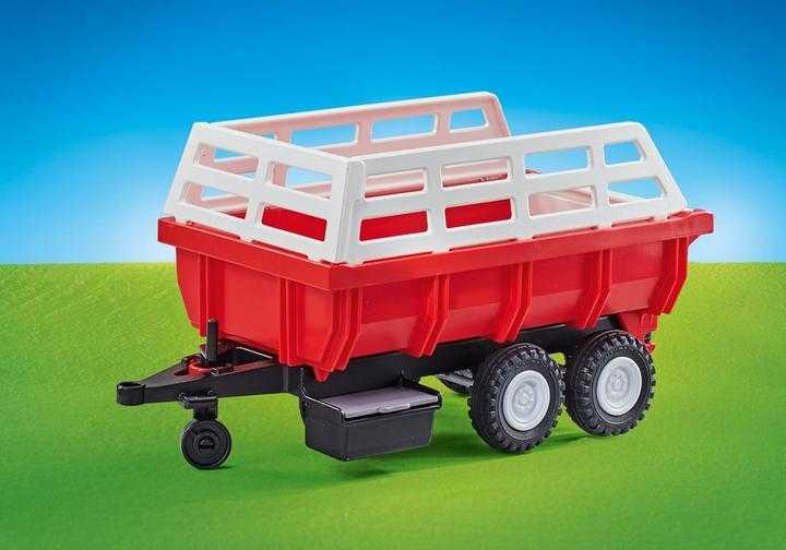 PLAYMOBIL Aanhangwagen voor tractor (6577)