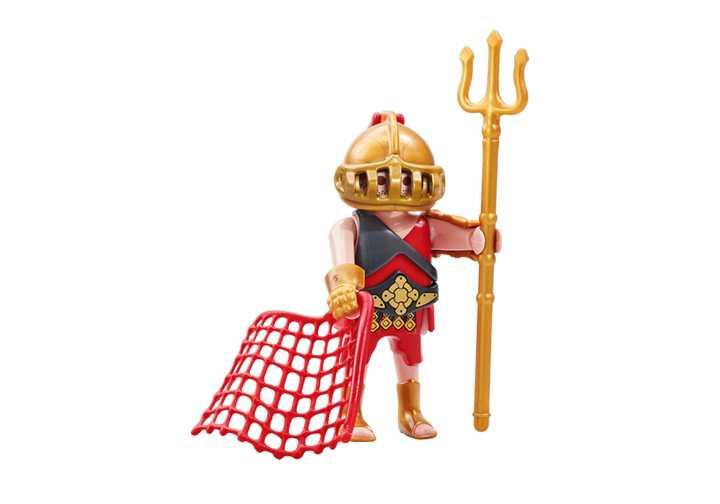 PLAYMOBIL Aanvoerder van de gladiatoren (6589)