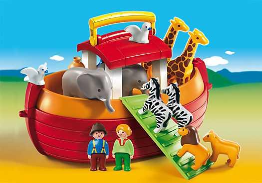 PLAYMOBIL Meine Mitnehm-Arche Noah (6765)