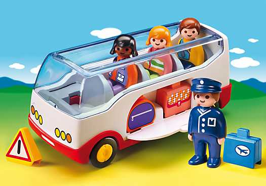 PLAYMOBIL Autobus (6773)