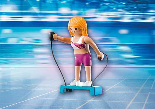 PLAYMOBIL Fitness coach (6827)