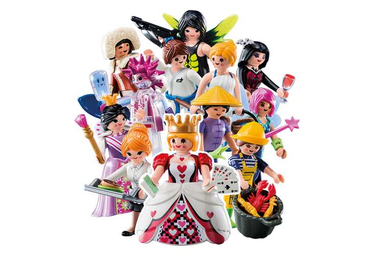 PLAYMOBIL Figures Meisjes serie 10 (6841)