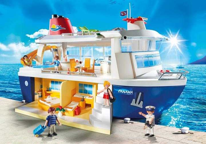 PLAYMOBIL Cruiseschip (6978)