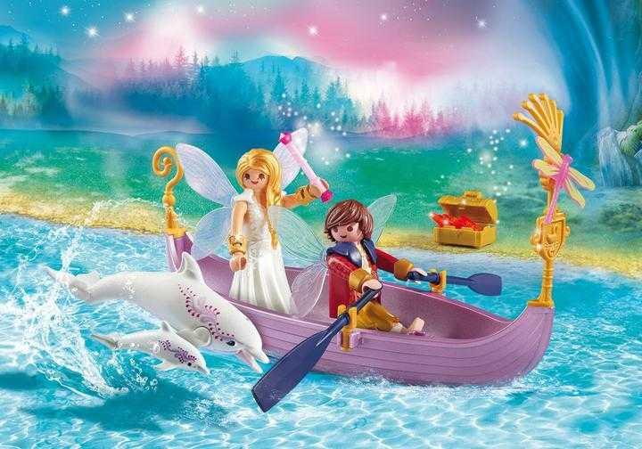 PLAYMOBIL Romantic Fairy Boat (70000)