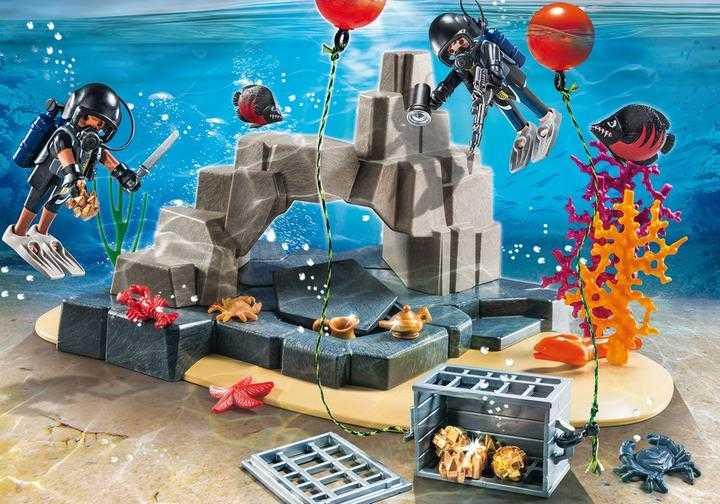 PLAYMOBIL SuperSet SIE Onderwatermissie (70011)