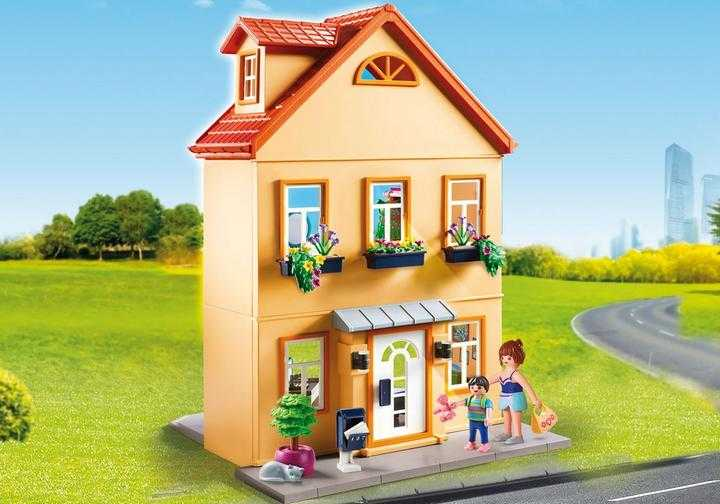 PLAYMOBIL Mein Stadthaus (70014)