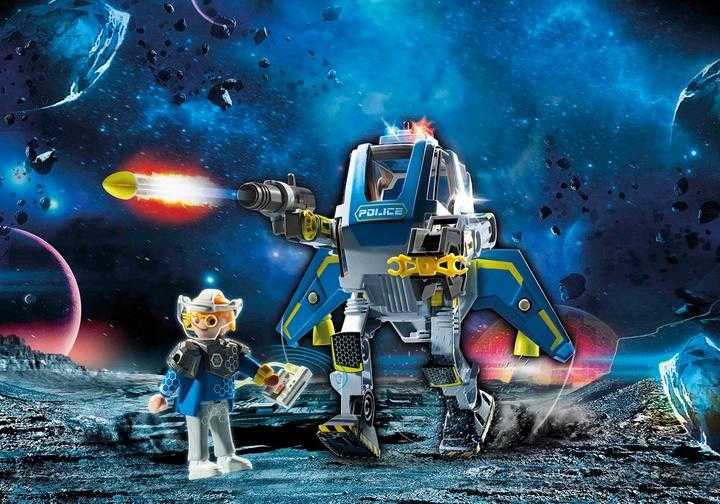 PLAYMOBIL Galaxy politietrobot (70021)
