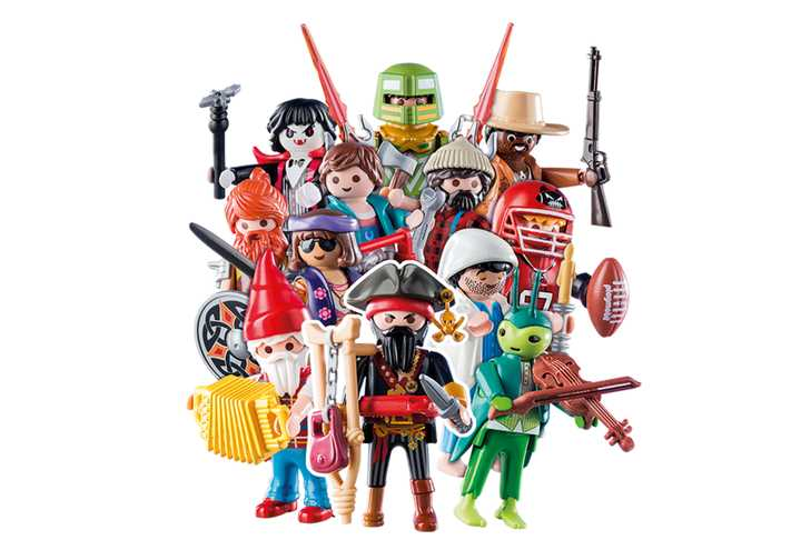 PLAYMOBIL-Figures Boys (Serie 15) (70025)