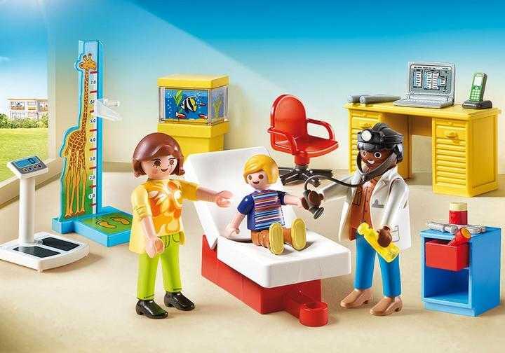 PLAYMOBIL StarterPack  Pediatrician's Office (70034)