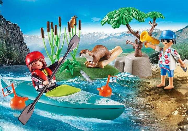 PLAYMOBIL StarterPack Kayak Adventure (70035)
