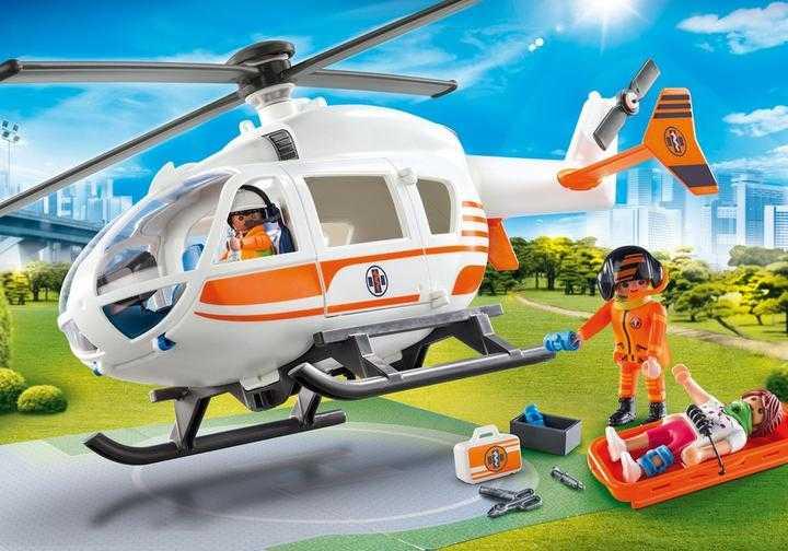 PLAYMOBIL Eerste hulp helikopter (70048)