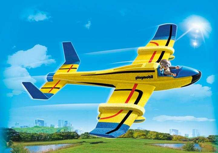 PLAYMOBIL Waterzweefvliegtuig (70057)