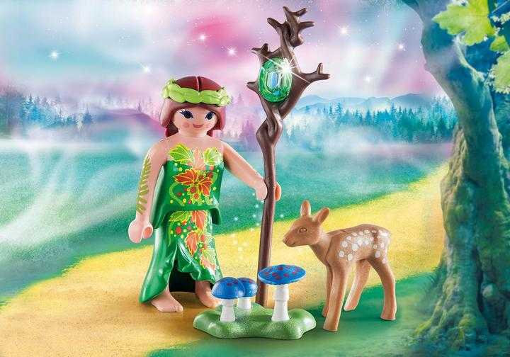 PLAYMOBIL Fairy with Deer (70059)