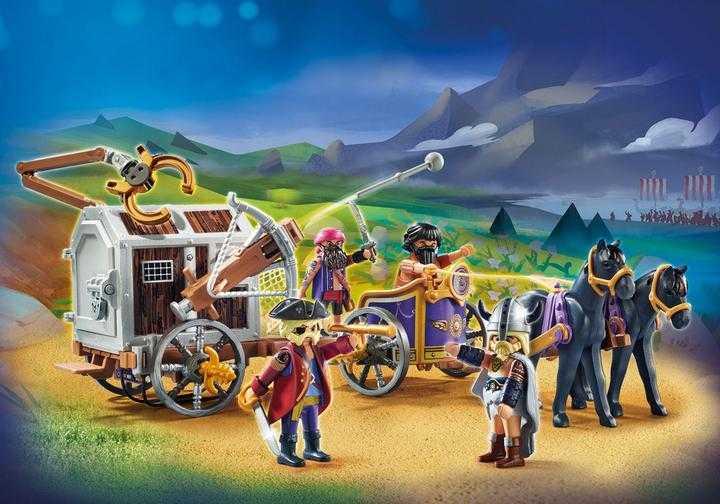 PLAYMOBIL:THE MOVIE Charlie mit Gefängniswagen (70073)