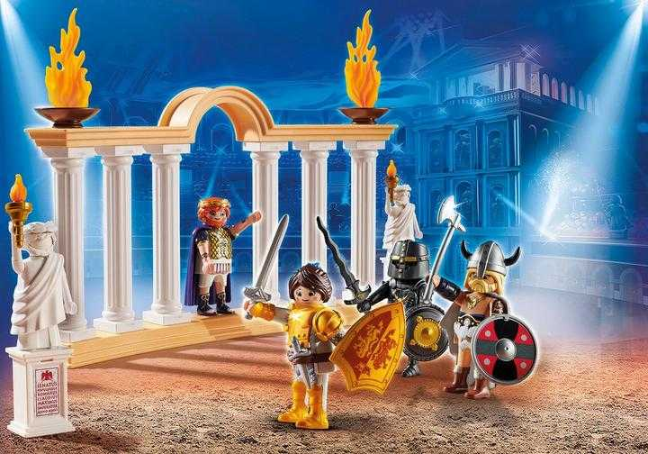 PLAYMOBIL: THE MOVIE Keizer Maximus in het Colosseum (70076)