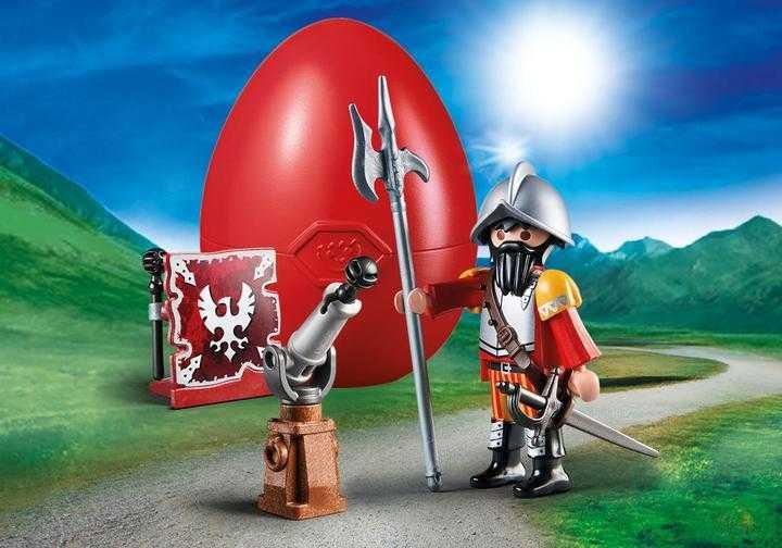PLAYMOBIL Ridder met kanon (70086)