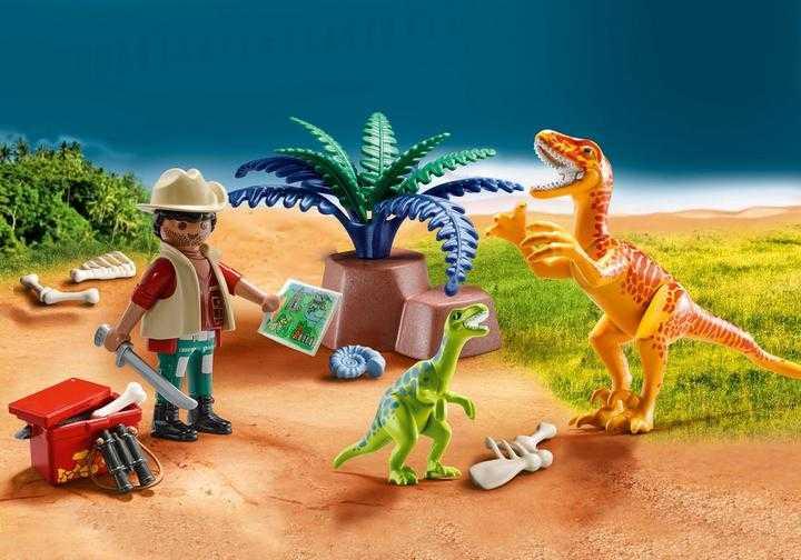 PLAYMOBIL Dino Explorer Carry Case L (70108)