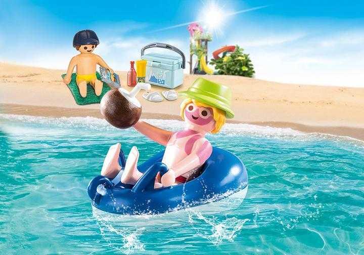 PLAYMOBIL Sunburnt Swimmer (70112)