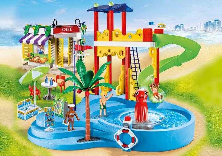 PLAYMOBIL Waterpark (70115)