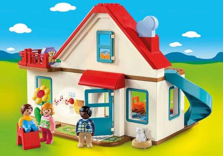 PLAYMOBIL Einfamilienhaus (70129)