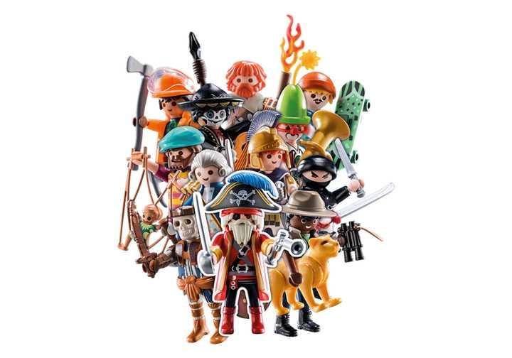 PLAYMOBIL-Figures Jongens (Serie 20) (70148)